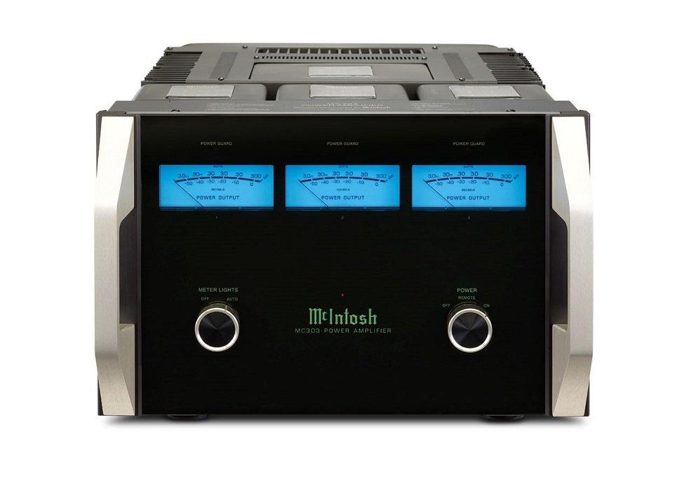 Балансный усилитель мощности McIntosh MC303