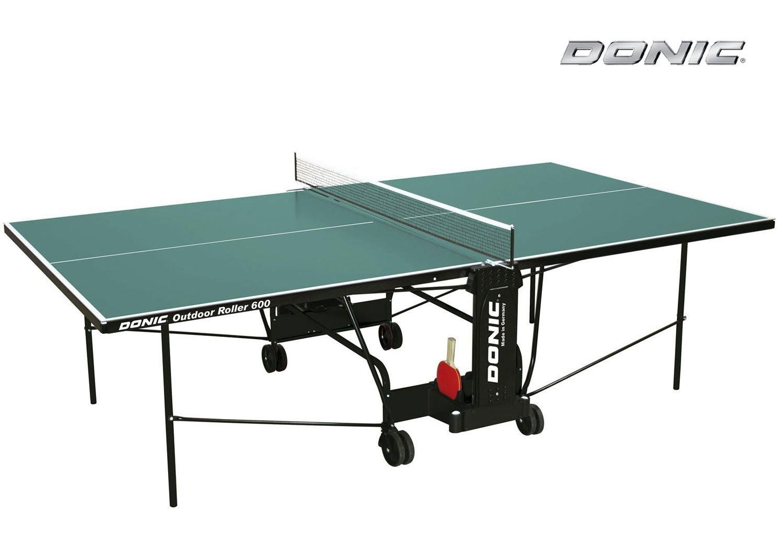 Donic Всепогодный теннисный стол Outdoor Roller 600