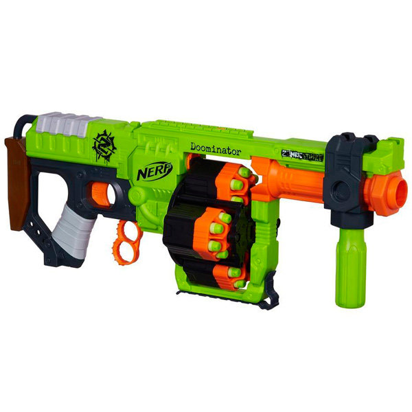 Игрушечное оружие Hasbro Nerf B1532 Нерф Зомби Страйк Ордовик