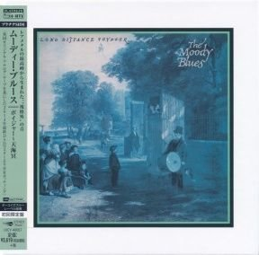 Moody Blues, The - Long Distance Voyager/ CD [ Platinum SHM-CD/ Cardboard Sleeve (mini LP)/ + 1 Bonus Track/ + Obi] [Limited Edition] [ Gift Box] ( Remastered, Reissue 2014)