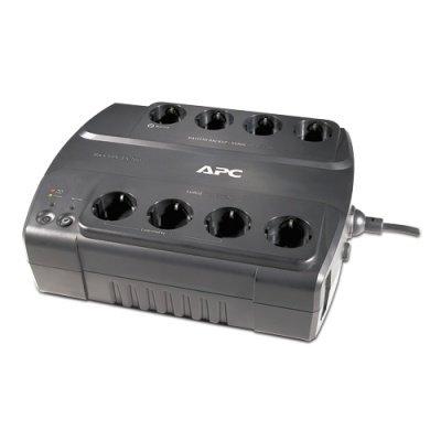 BE700G-RS ИБП APC Back-UPS Power-Saving Back-UPS ES 8 Outlet 700VA 230V CEE 7/7