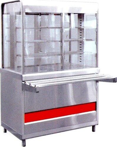 Прилавок витрина тепловой Abat ПВТ-70КМ