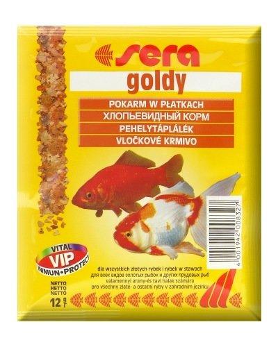 Корм для рыб Sera GOLDY 12г пакетик