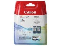 Картридж Canon PG-510/CL-511 (2970B010)