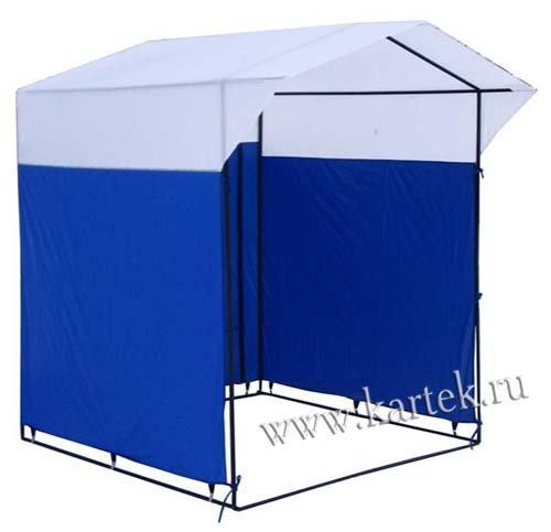 Палатка торговая 1,9х1,9м