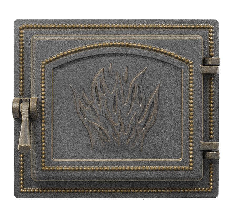 Дверь Везувий 261 (бронза)