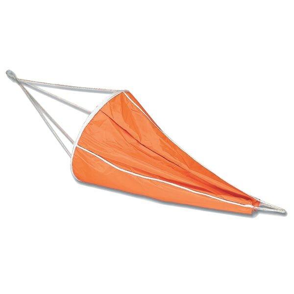Плавучий якорь оранжевый TREM N1315025 150 x 250 мм для спасательного круга/жилета