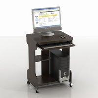 Компьютерный стол КC-9 Киви Венге