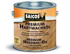 Saicos (Сайкос) Масло с твердым воском Premium Hartwachsol - 3385 - Палисандр матовое, 10 л, Производитель: SAICOS