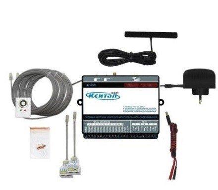 Кситал GSM-4T охранная проводная GSM-сигнализация