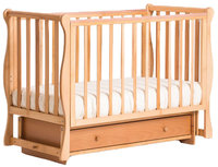 Детская кроватка Кубаньлесстрой Кубаночка-4 БИ 40.3