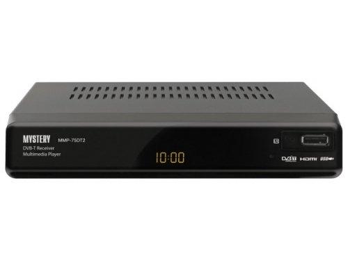 Tv-тюнер Mystery MMP-75DT2, Черный