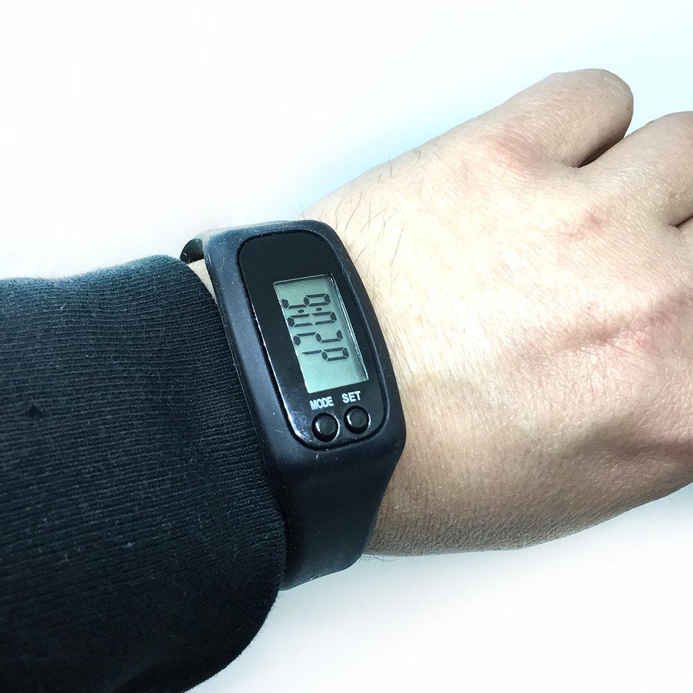 Спортивные часы - шагомер Espada W-721