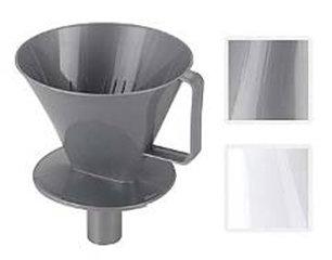Воронка-фильтр пластмассовый для кофе Арт. 45486