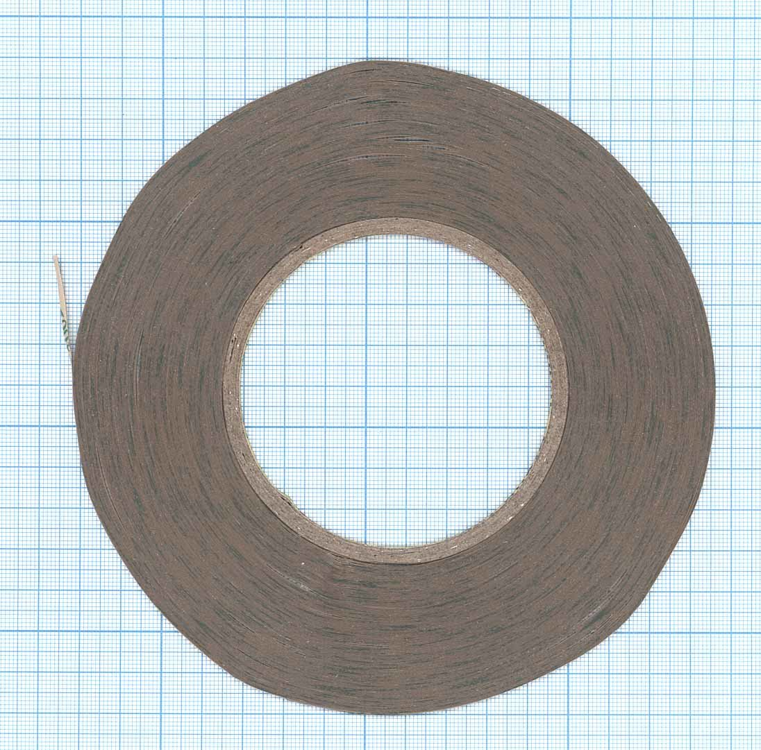Скотч 3M 300LSE двухсторонний, прозрачный, ширина 2мм, длина 55м, толщина 0.13мм