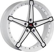 Колесный диск YOKATTA MODEL-10 8x18/5x120 D72.6 ET30 Черный - фото 1