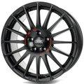 Колесный диск OZ Racing Superturismo GT MATT BLACK RED LETTERING 8xR17 ET40 5*105 D56.6 - фото 1