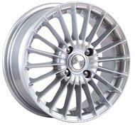 Колесный диск СКАД Веритас 5.5x14/4x100 D56.6 ET39 Серебристый - фото 1