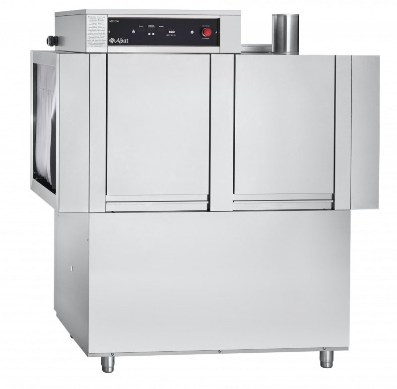 Туннельная посудомоечная машина МПТ-1700 Abat (Чувашторгтехника)