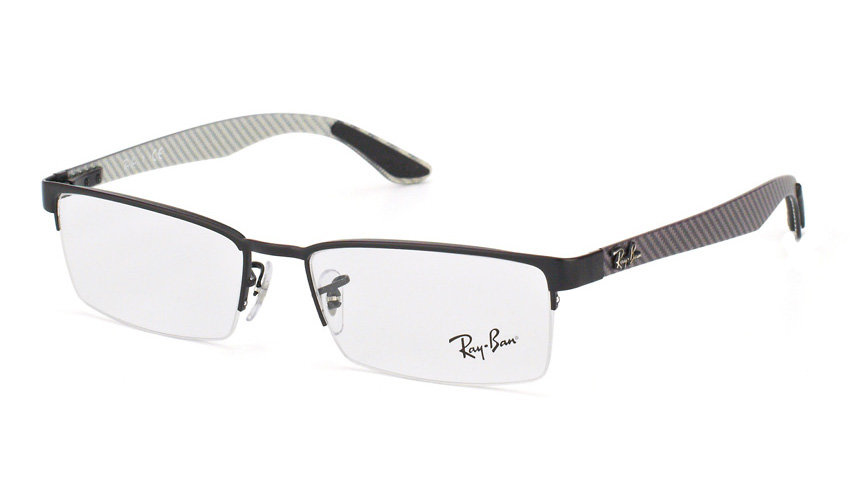 Ray-Ban RX 8412 2503 Tech Carbon