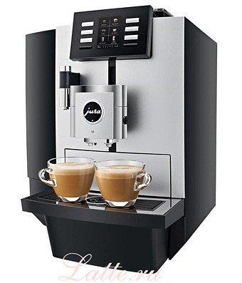 Jura X8 Platin EU, автоматическая кофемашина