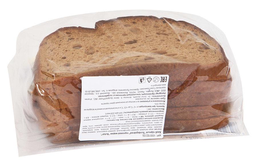 Хлеб Schaer черный