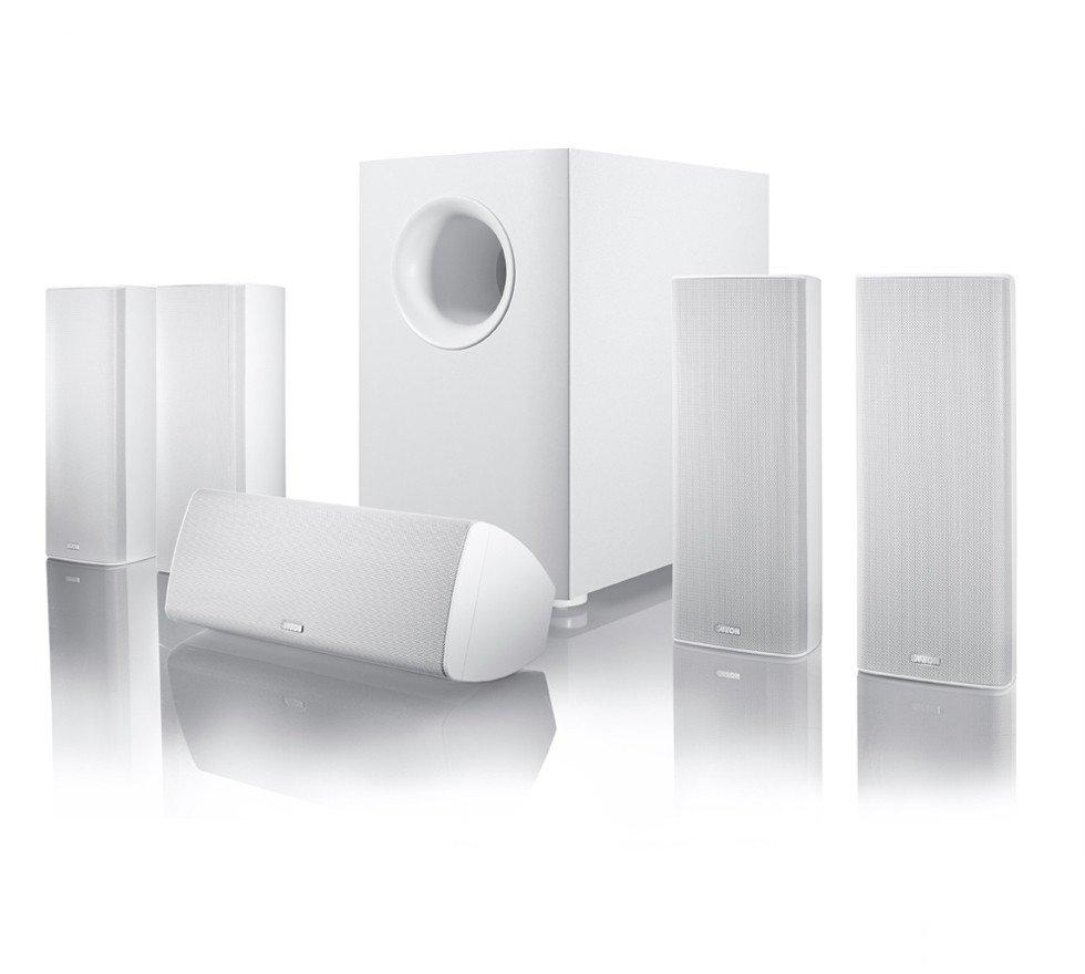 Комплект акустики Canton Movie 365 5.1 white