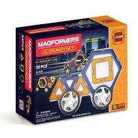 Магнитный конструктор MAGFORMERS 706001 (63073) Xl cruisers машины