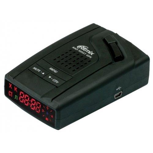 Радардетектор Ritmix RAD-505ST GPS