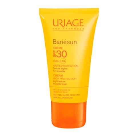 крем Uriage Урьяж Барьесан Крем солнцезащитный SPF30 (Туба 50 мл)