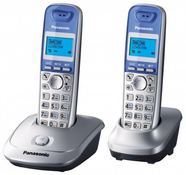 радиотелефон PanasonicKX-TG2512RUS