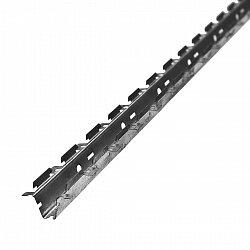 Гребенка для реечного потолка Албес BTS порошковое окрашивание, 4000 мм