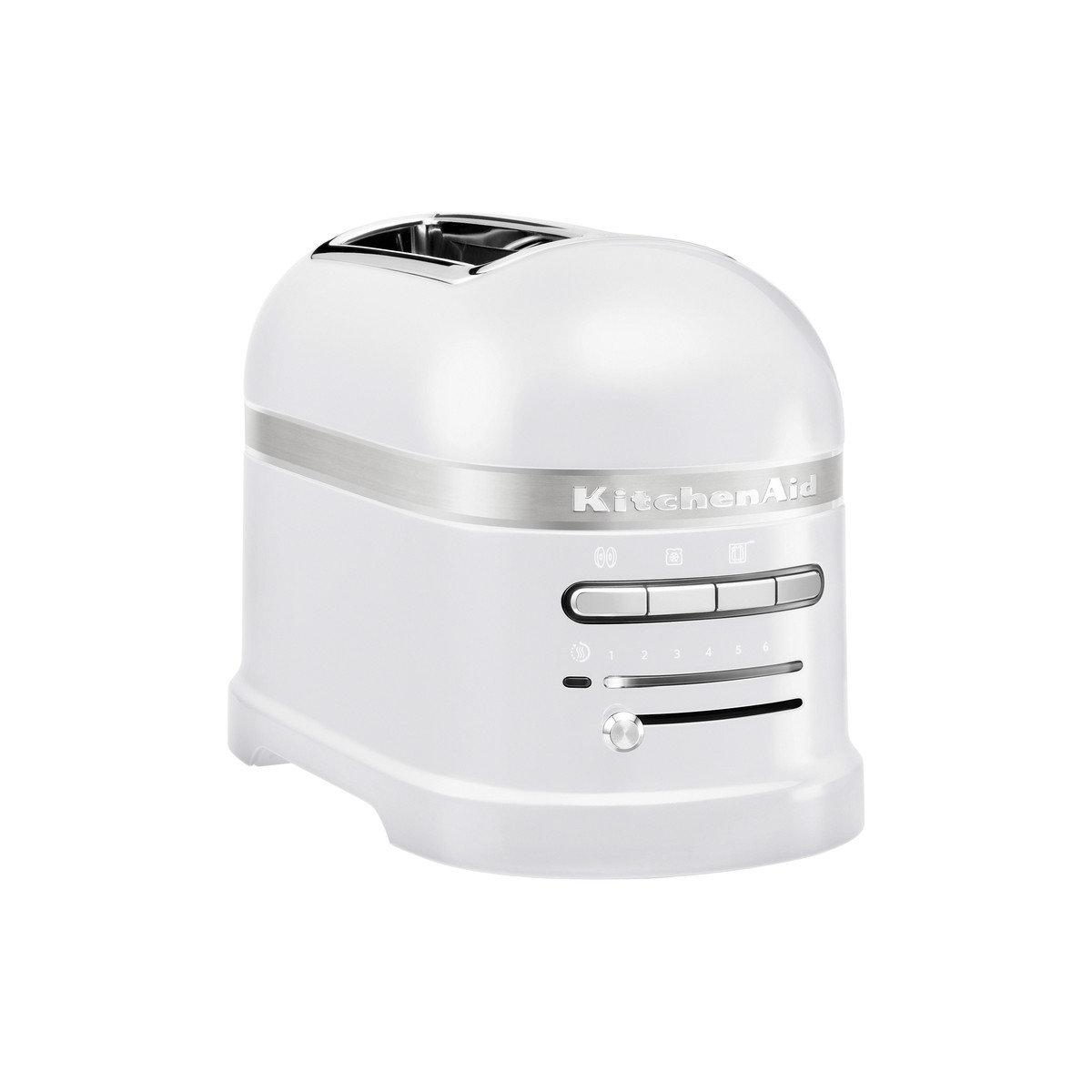 Тостер KitchenAid 5KMT2204 морозный жемчуг
