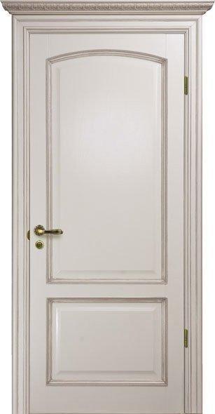 Межкомнатные двери Дверной Лидер Классик Верона Деканте ваниль ПГ