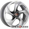 Колесный диск Replica LA Concept MB502 8,5 \R20 5x112 ET43.0 D66.6 S - фото 1