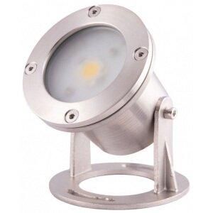 Прожектор светодиодный Aquaviva LED, White, 550 лм, 7 Вт, 12 В, 1 светодиод, нержавеющая сталь (для фонтанов) Aquaviva LED