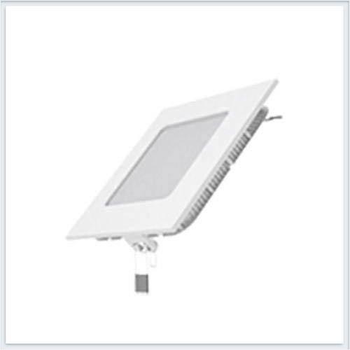 Светодиодный встраиваемый светильник Gauss ультратонкий квадратный IP20 6W 4100K - 940111206