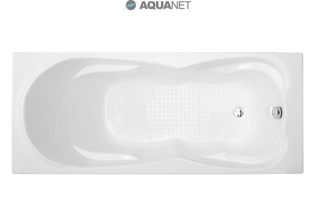 Акриловая ванна Aquanet Viola 180x75 без гидромассажа