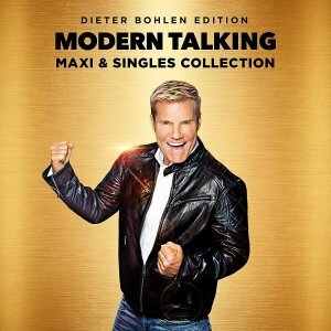 """Modern Talking """"Maxi & Singles Collection"""""""