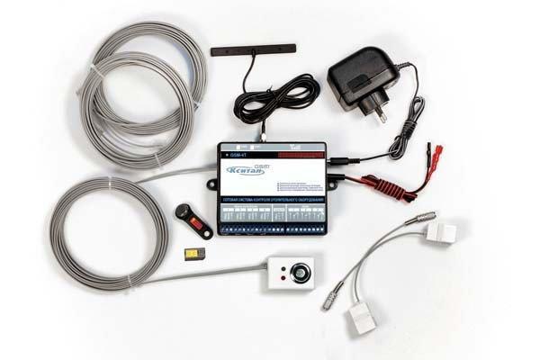 GSM сигнализация Кситал GSM-8t
