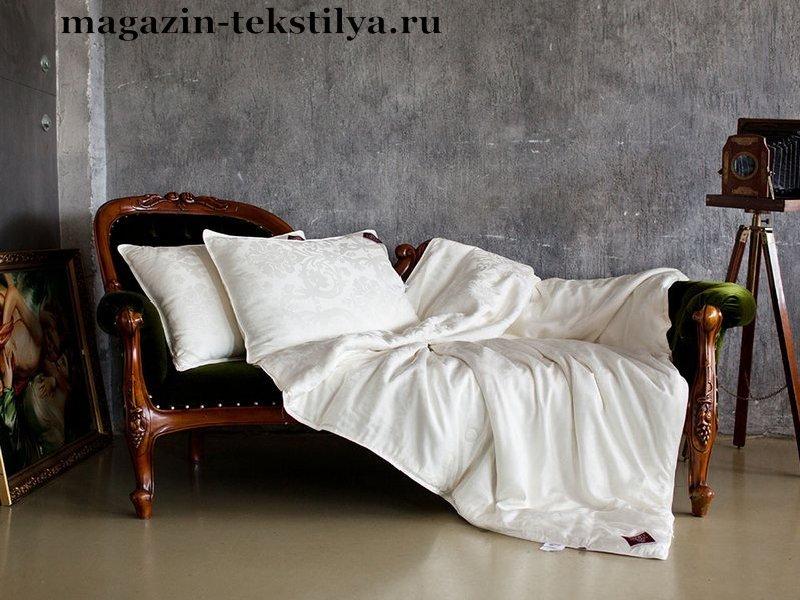 Одеяло German Grass линейки Grass SilkLine коллекция Luxury Silk Grass шелковое в тенселе 750г всесезонное 150х200 1,5-Спальное