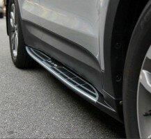 Пороги Hyundai Tucson mobis Style