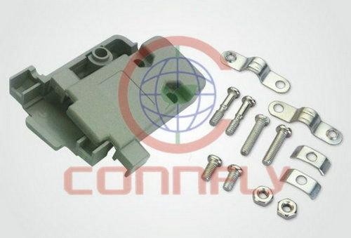 Винт 6-ти гранн. Lрез. = 14 мм #4-40UNC, с внутр. #4-40UNC (Hгол.в. = 4.8 мм) Connfly DS1045-01-1880 0480 X