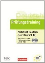 книги Prufungstraining Zertifikat Deutsch в москве 522 товара