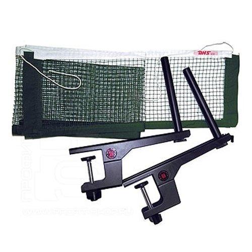 Сетка для настольного тенниса DHS P202 темнозелёная