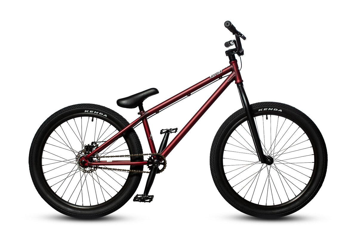 Велосипед AGANG Exe 24 LE 2020 красный