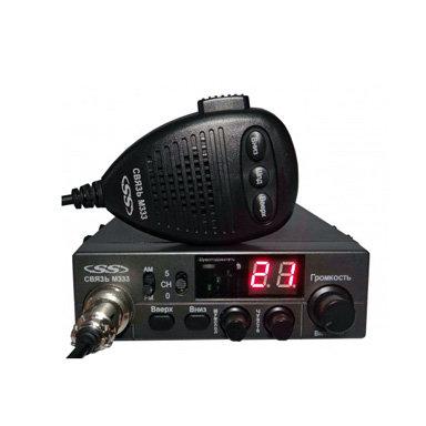 Автомобильные радиостанции Связь М-333