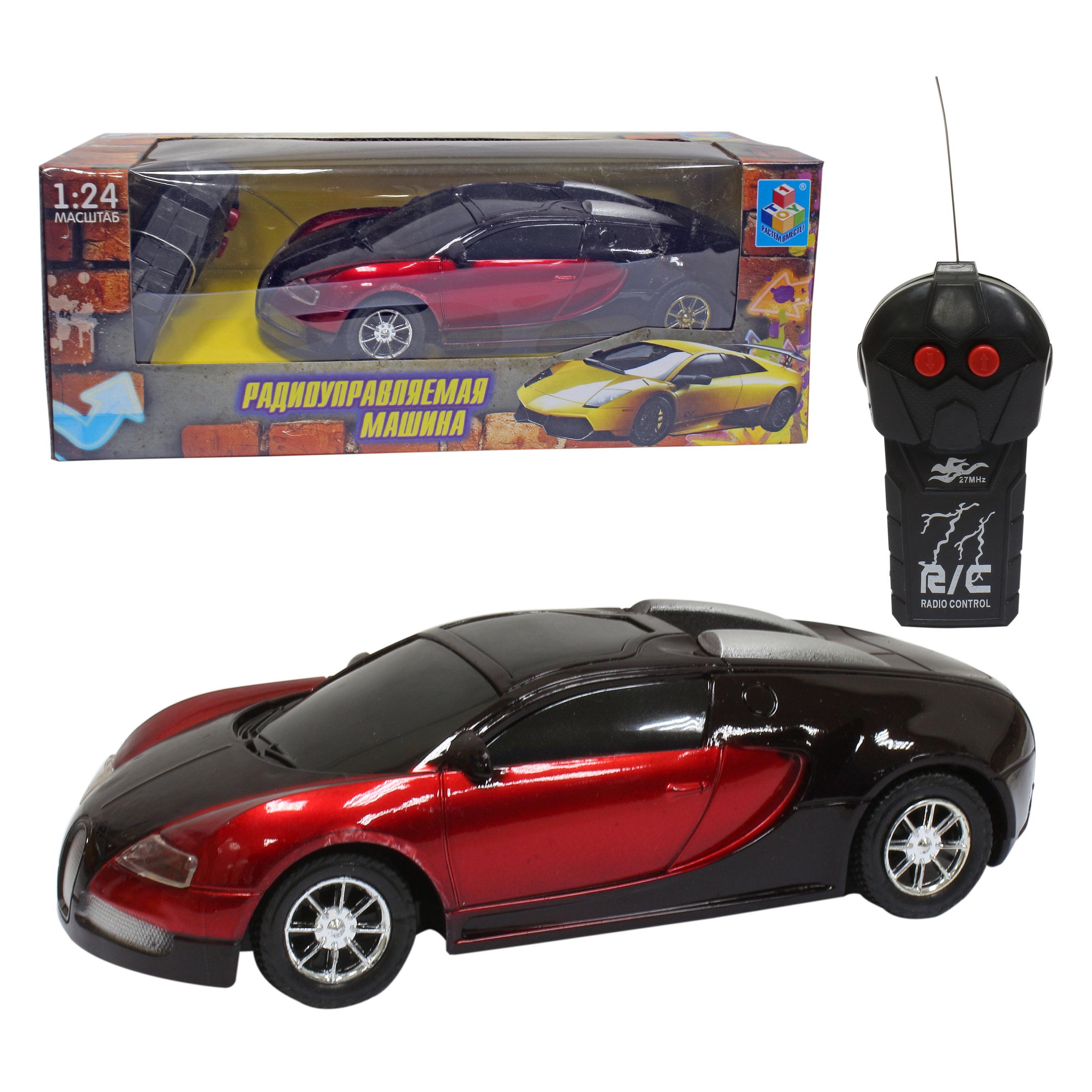 Игрушки на радиоуправлении 1TOY Драйв Bugatti Veyron