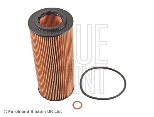 Фильтр масляный bmw e87/e46/e90/e60/e65/x3 1.8d-4.5d Blue Print арт. ADB112115