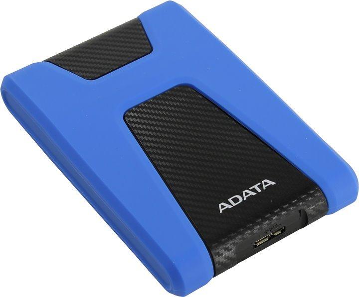 Внешний жесткий диск ADATA DashDrive Durable HD650 1 Тб